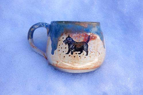 Puppy Love Scottish Terrier Mug