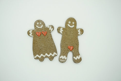 Censored Gingerbread Couple