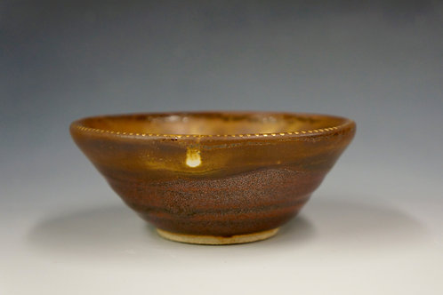 Gold Touched Little Bowl
