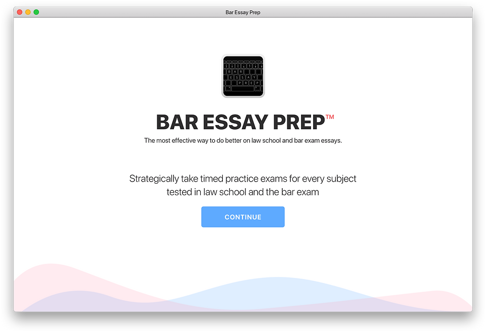 bar review, bar prep