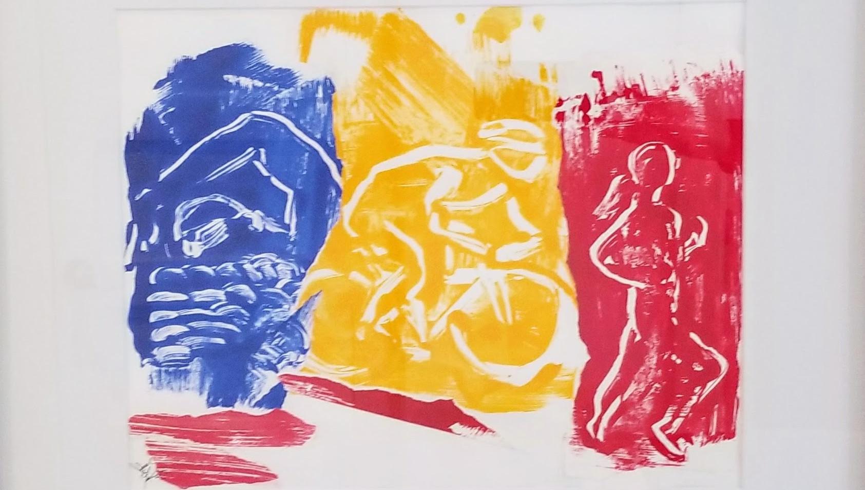 3 colored Tri