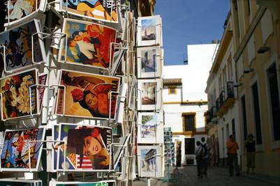 Sevilla. © Andrea Oakes