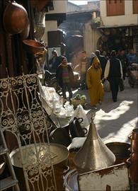 Fez, Morocco © Andrea Oakes
