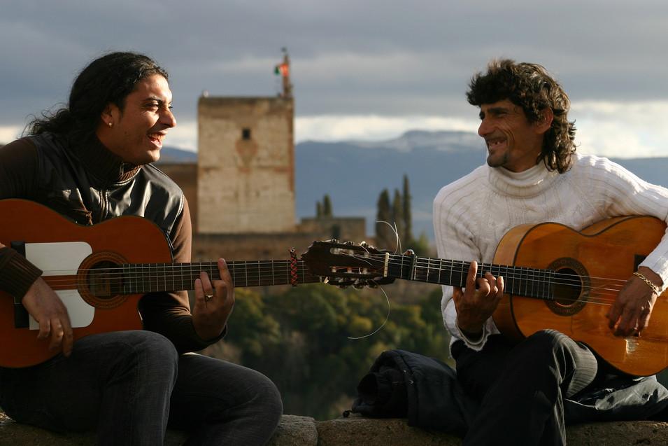 Granada. © Andrea Oakes