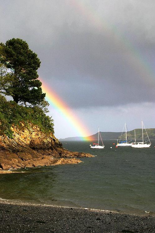 Rainbow's End - Durgan, Cornwall
