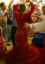 Jerez , flamenco. © Andrea Oakes