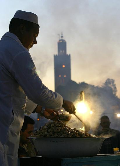 Marrakech, Morocco © Andrea Oakes