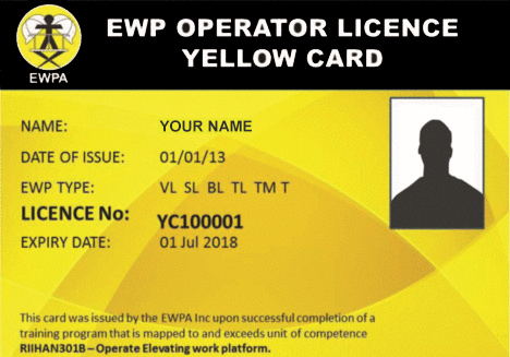 New Yellow Card