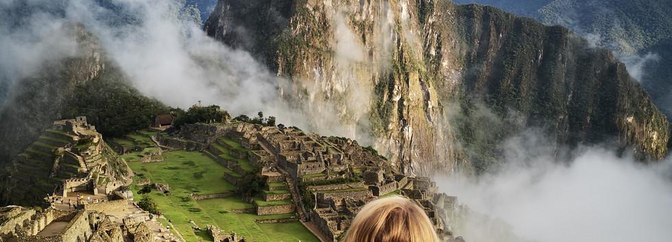 Rencontre avec le Machu Picchu