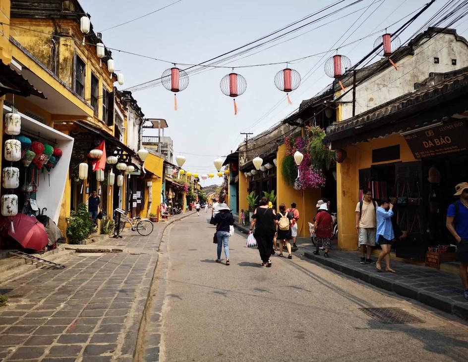 Centre historique de Hoi An