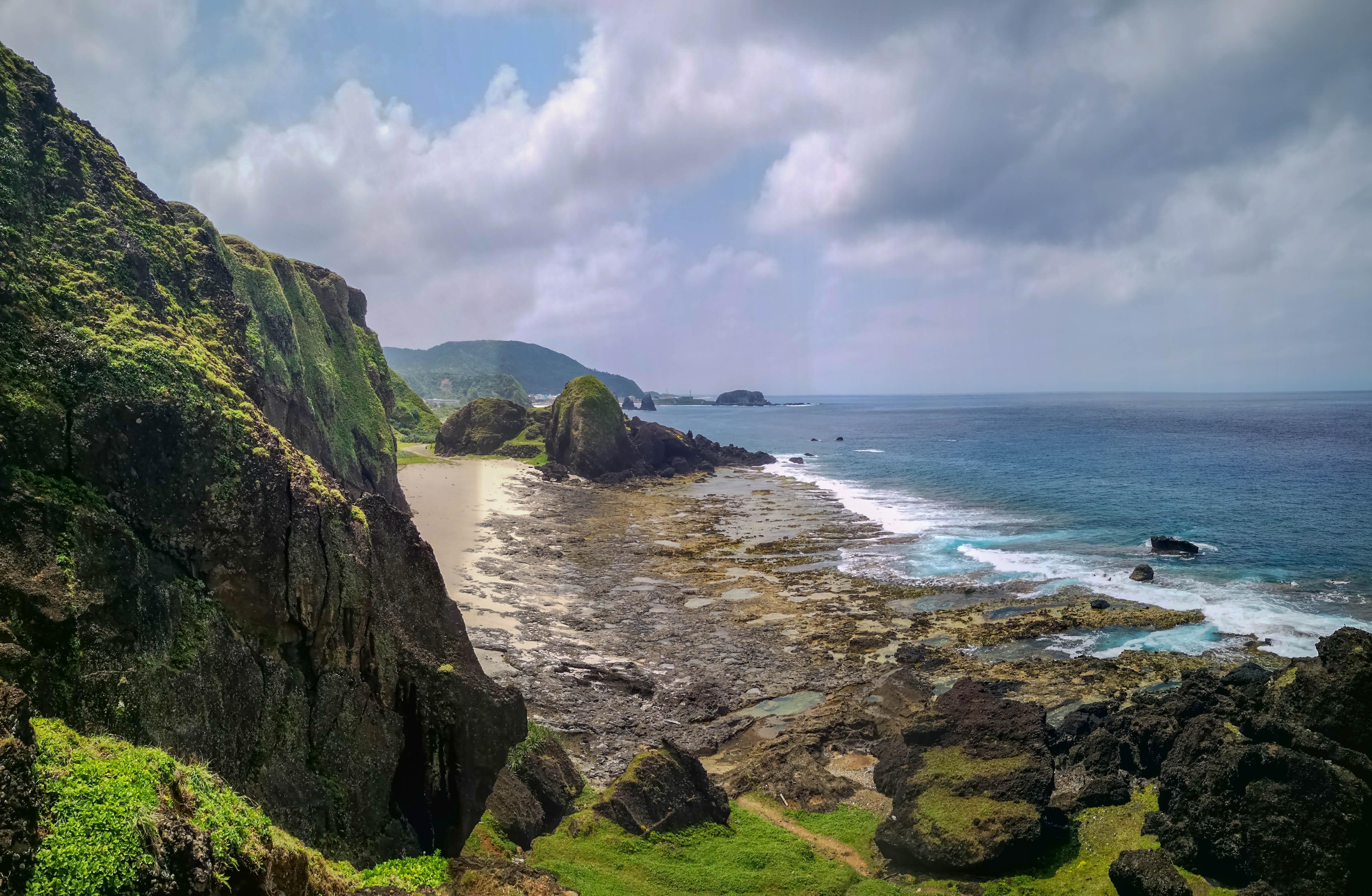 Côte Nord, Green Island