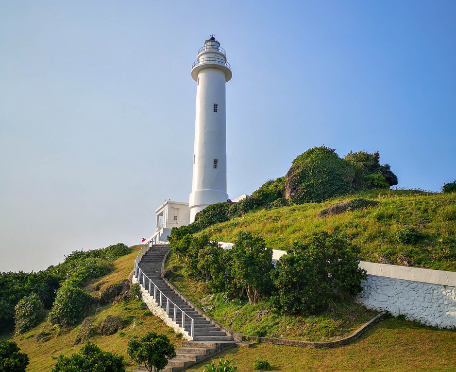 White Lighthouse, Green Island