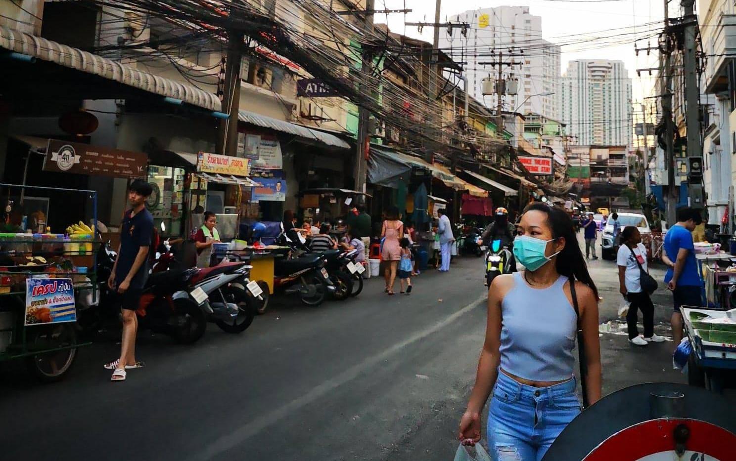 Derniers jours à Bangkok