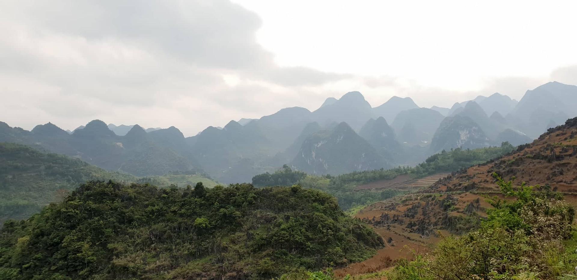 Montagnes d'Ha Giang