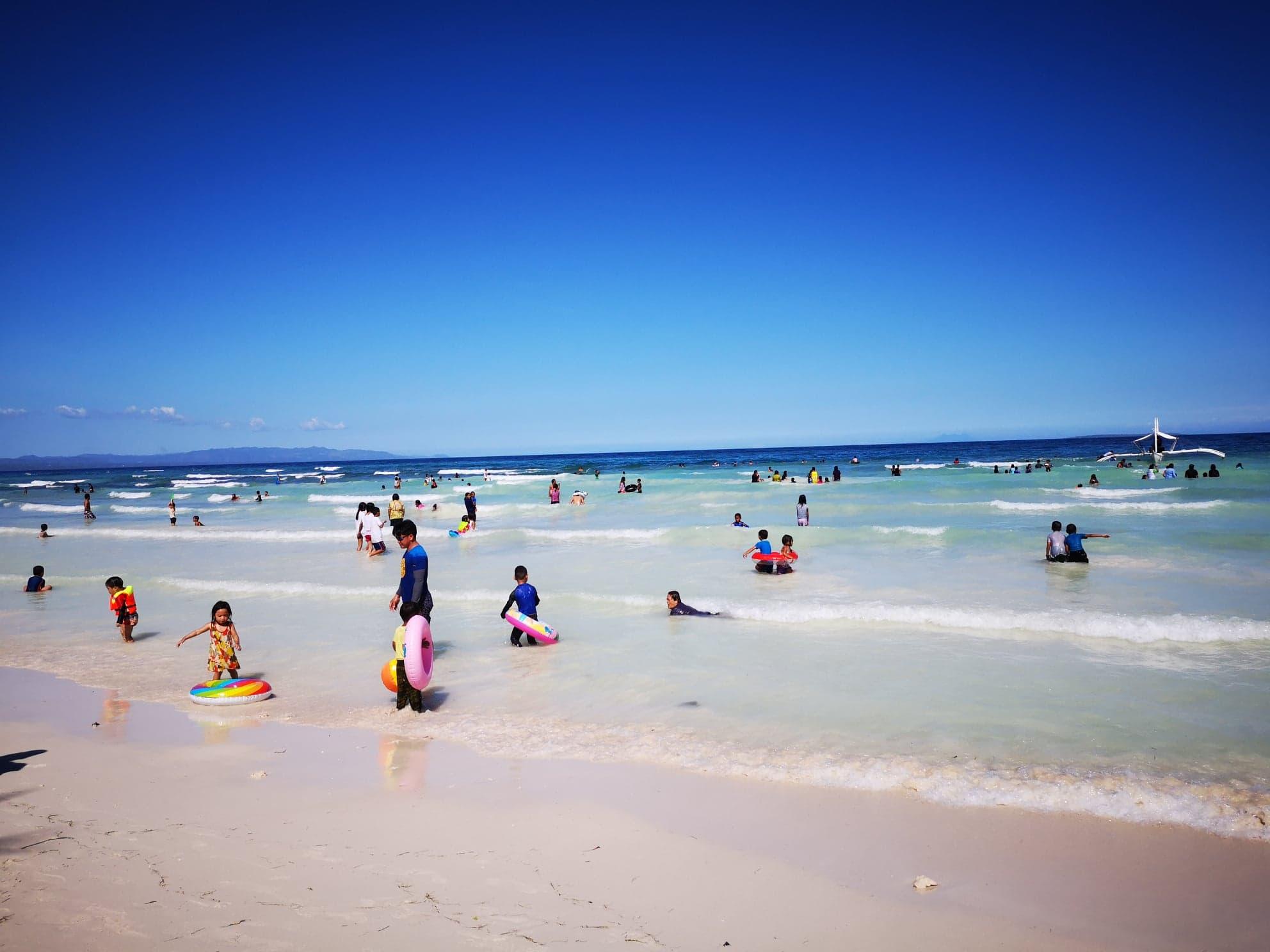 White Beach Panglao