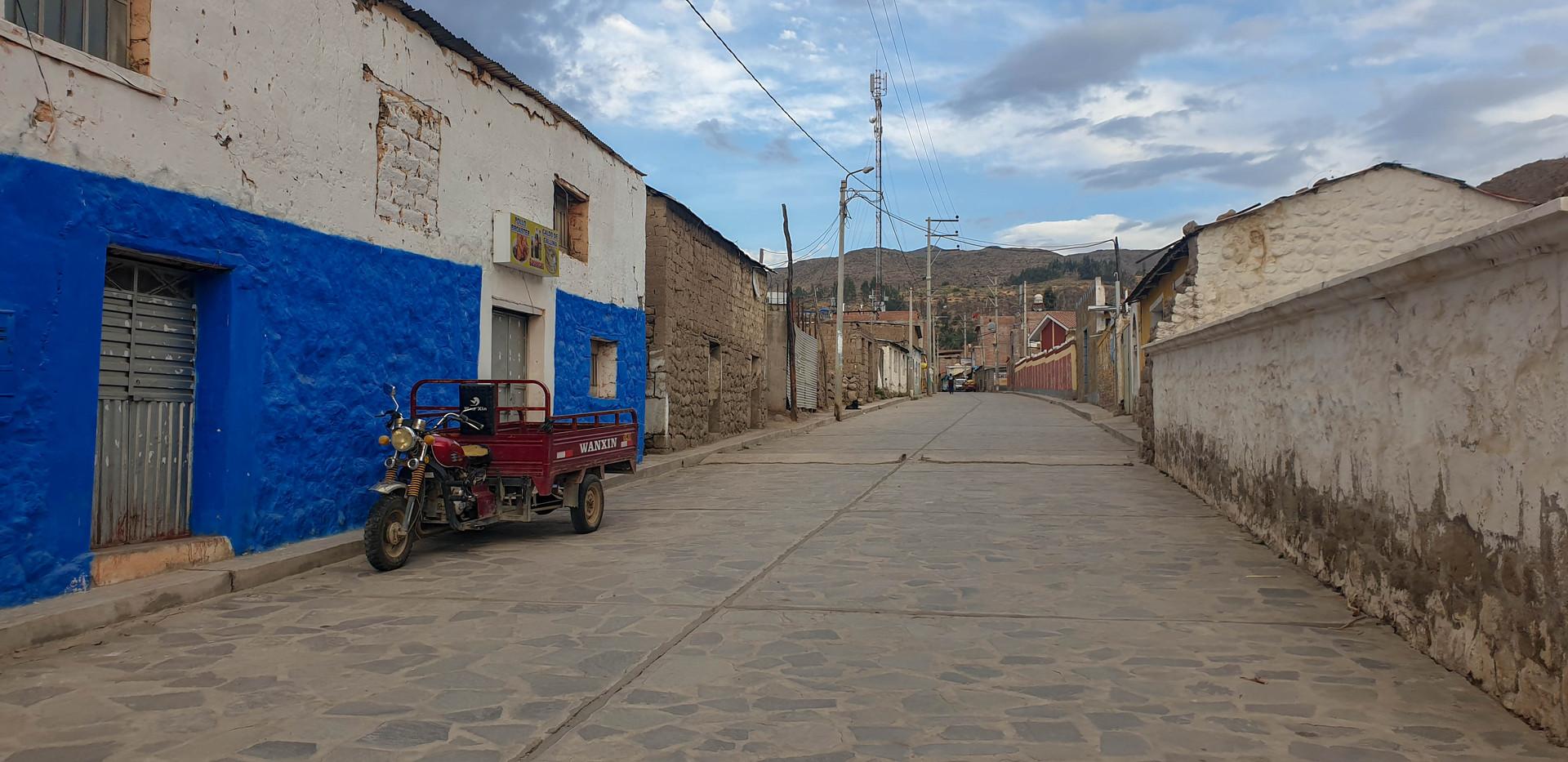 Cabanaconde, Canyon de Colca