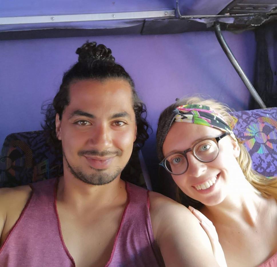 Trajet entre Chiang Mai et Sukhothai