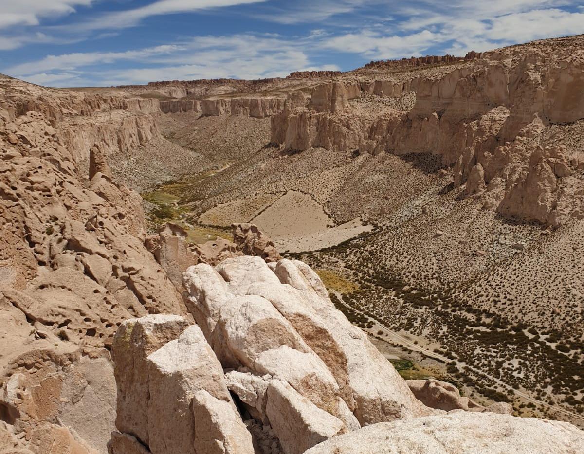 Canyon del Anaconda