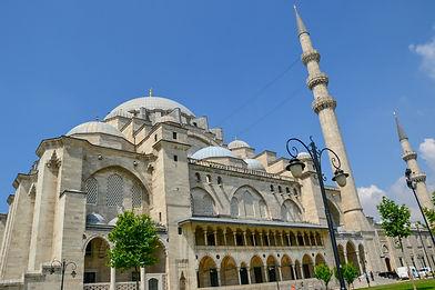 Mosquée Soliman le Magnifique - Contrées Lointaines