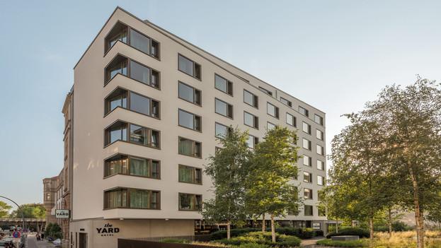 Hotel The Yard Berlin