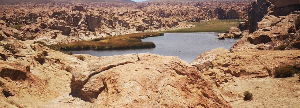 Laguna Misteriosa, Sur Lipez
