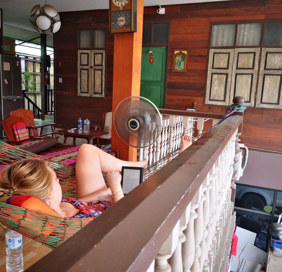 Détente à Ayutthaya