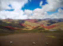 Palcoyo, l'autre Rainbow Mountain