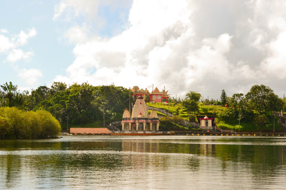 temple indhou lac