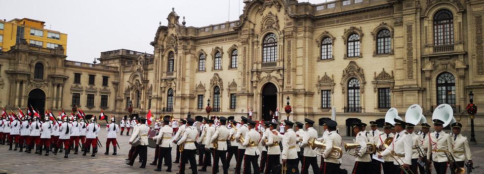Palais Présidentiel Lima