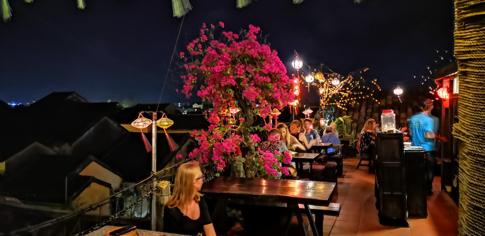 Rooftop à Hoi An