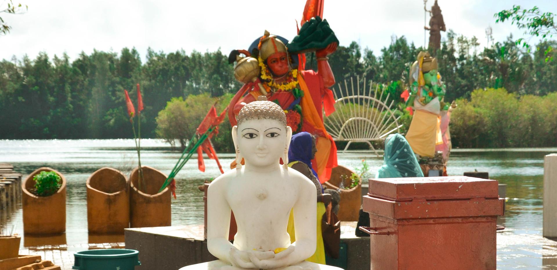 statue indhou