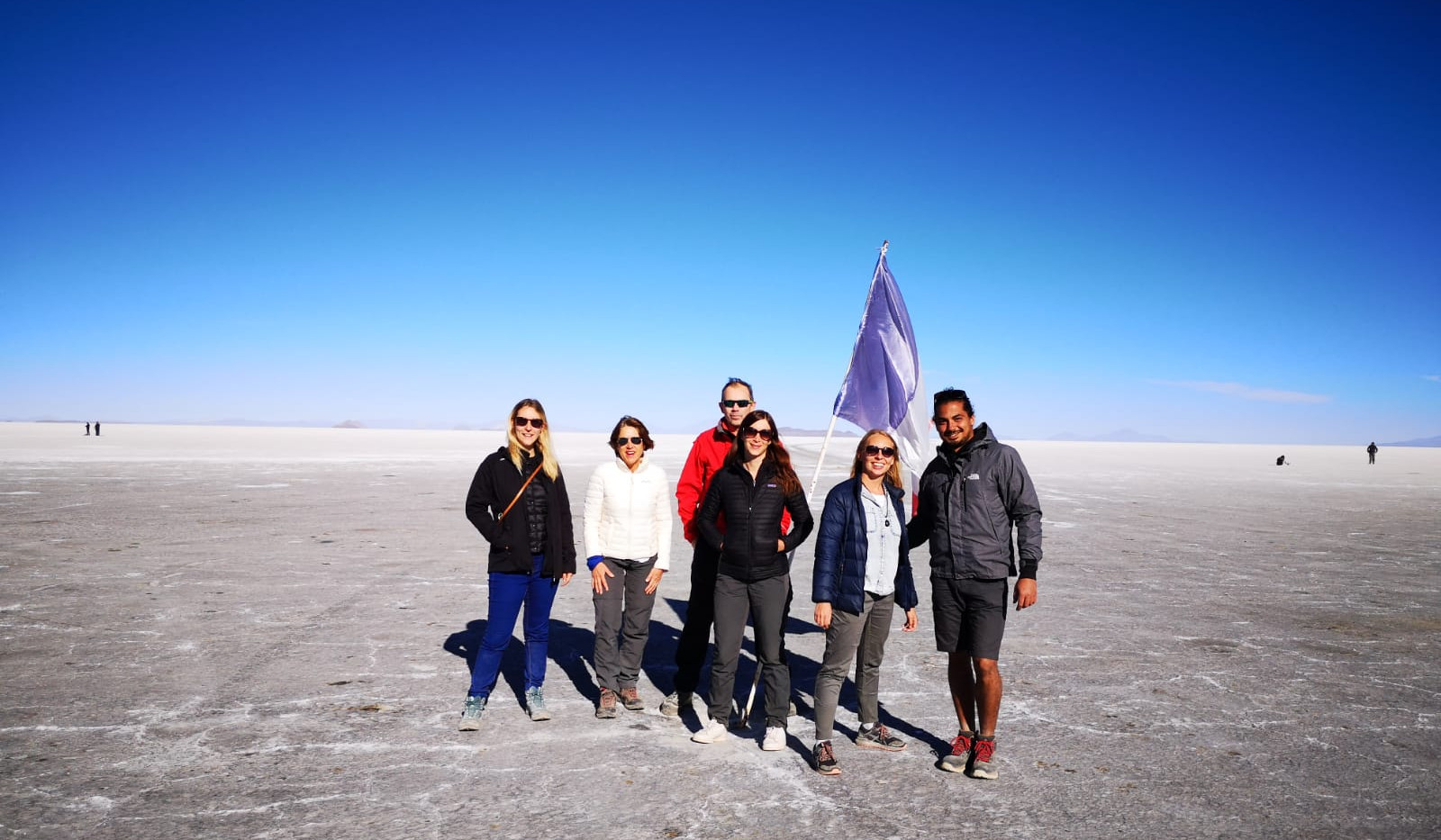 Des français en Bolivie