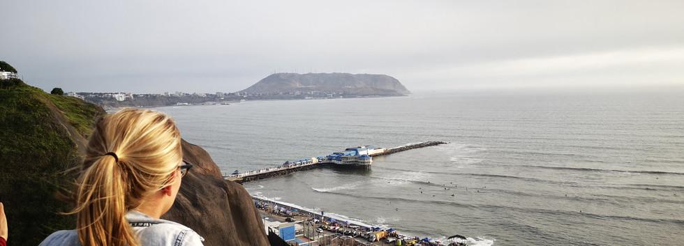 Malecon de Lima