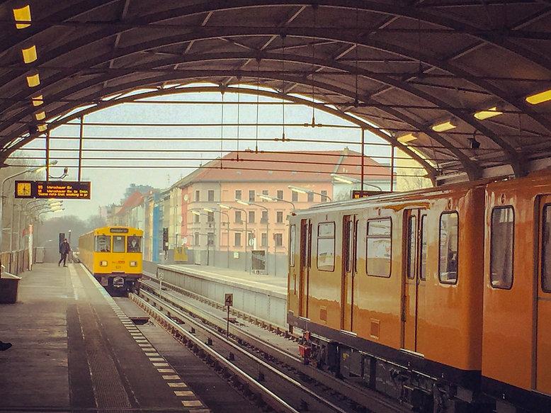 Prinzenstrasse métro aérien