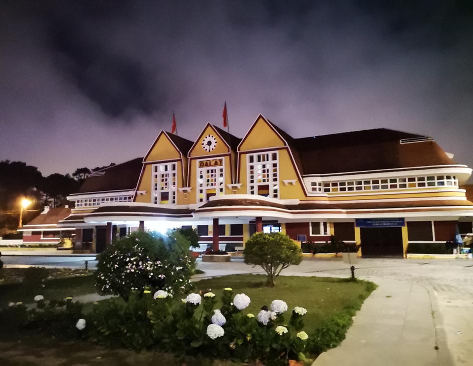 Gare de Da Lat