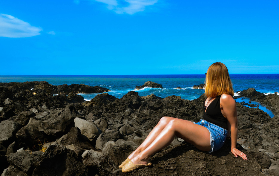 Côte sud de la Réunion