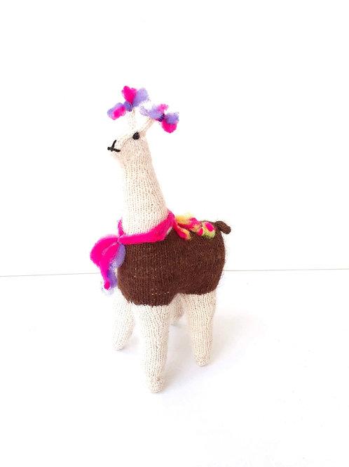 Tilcara big llama