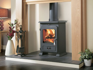 The Complete Range Of Portway Traditional Multi-Fuel Stoves