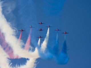 The 7th Annual Rhyl Air Show, August 29-30