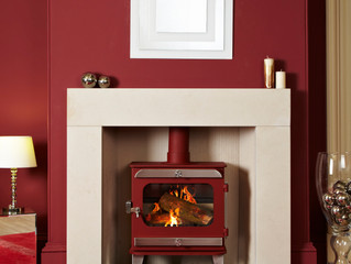 Introducing The New Range Of Stoves From Firestorm