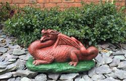 Dewi the Dragon