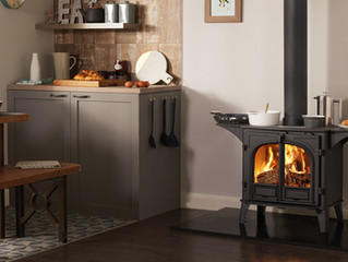 The complete range of Stockton stoves from Stovax part two