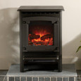 The Complete Range Of Gazco Electric Stoves