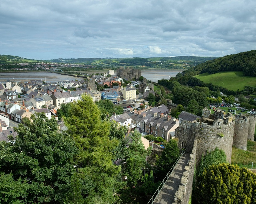 conwy overview