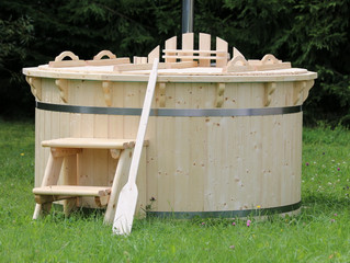 Our fabulous range of eco-friendly hot tubs