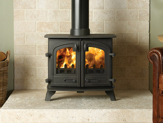 The Magnificent Yeoman Range Of Wood-Burning And Multi-Fuel Stoves