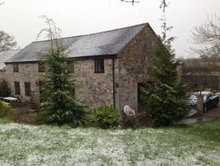 Book Your Winter Break With Pen-Y-Bryn Farm
