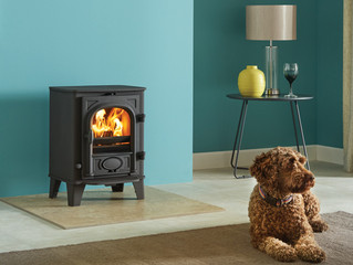 The complete range of Stockton stoves from Stovax part one