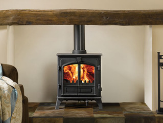 The Riva Range Of Stoves From Stovax