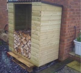 Seasoning Your Own Wood At Home